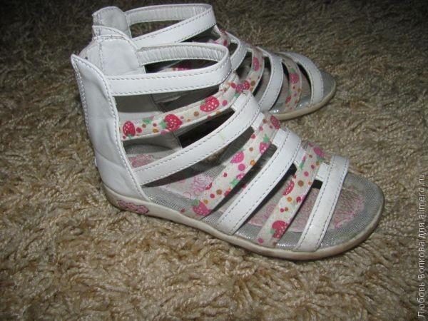 Как выбрать обувь для лета