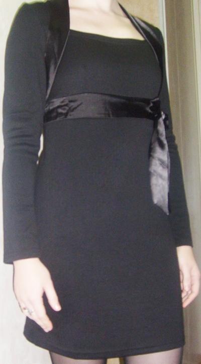 Маленькое черное платье в жизни каждой женщины