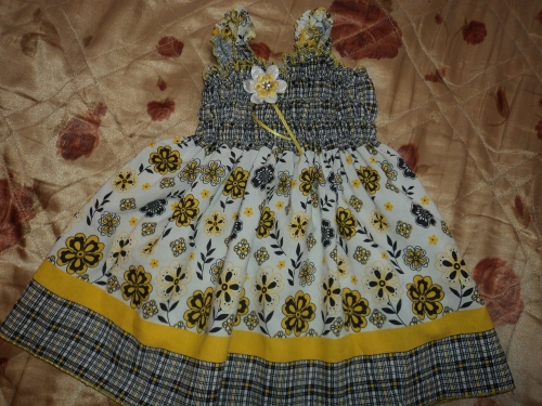 Летние наряды для маленькой модницы